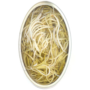 Angulas in Olive Oil - Authentic Angulas - Baby Eels - Donostia Foods