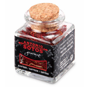 Spanish saffron - select quality 1 g Jar