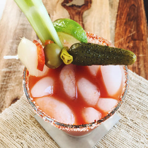 Bloody Mary with banderilla and piment d'Espelette - Donostia Foods