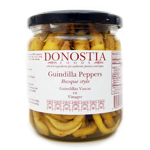 Guindilla Peppers - Donostia Foods