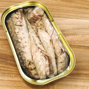 Mackerel Fillets in Olive Oil - Donostia Foods