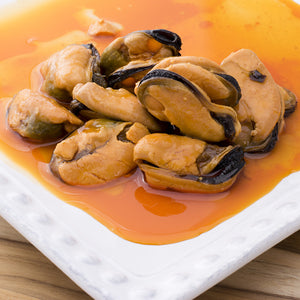 Mussels in Escabeche - Spanish Mussels - Donostia Foods