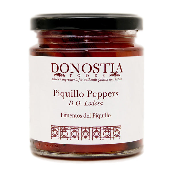 Piquillo Peppers D.O. Lodosa - Donostia Foods