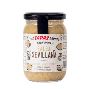 The Tapas Sauces Salsa Sevillana - Donostia Foods