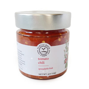 Turtle Rock Farms Tomato Chili Spread - Donostia Foods