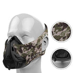 Masque Training 3.0 Camouflage