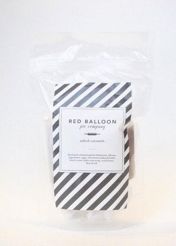Red Balloon Pie Co Caramels