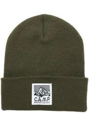Camp Brand Goods Heritage Logo Toque - Click For More Colors