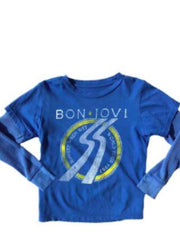 Rowdy Sprout Bon Jovi Thermal Long Sleeve