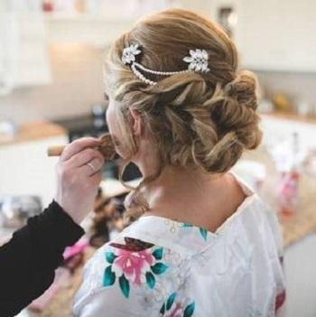 Timeless Wedding Hair & Make up Inspiration
