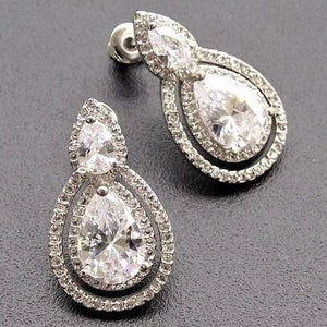 Our Bestsellers List As Chosen By Our Real Brides- Bella Earrings