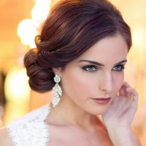 What type of Wedding Hair Style works with a Headband ?
