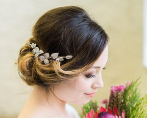Top trending Wedding Hair Vines for 2020