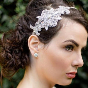 Our Bestsellers List As Chosen By Our Real Brides- Cheryl Headband