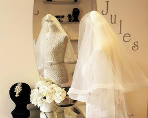 Top 5 Wedding Veil types for different wedding dress styles…