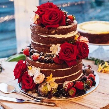 Wedding Cake Valentines