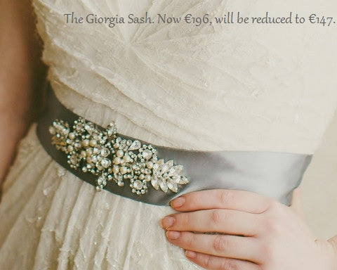 The Giorgia Sash