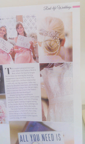 Real Bride Wedding Ideas Magazine