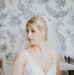 Real Bride Aimee Wears Jodie