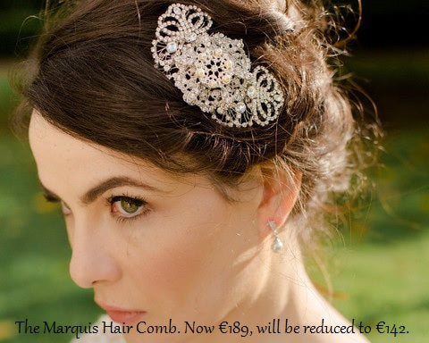The Marquis Hair Comb