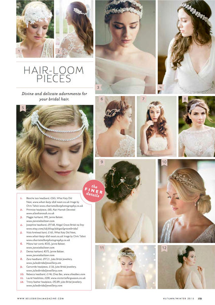 Belle Bridal Magaine