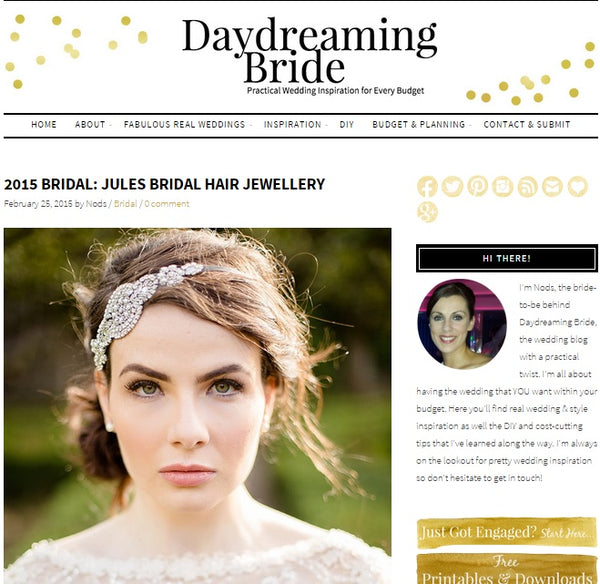 Day Dreaming Bride Blog