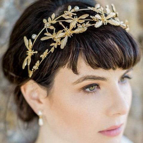 Dragonfly Headpiece