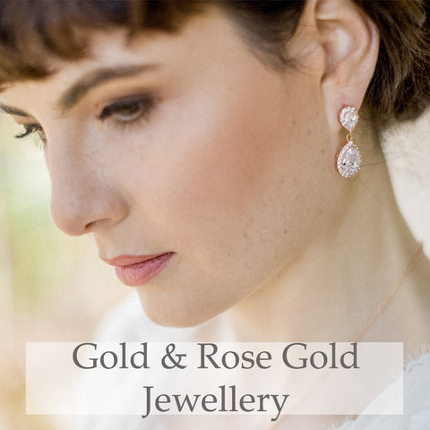 Gold & Rose Gold Jewellery