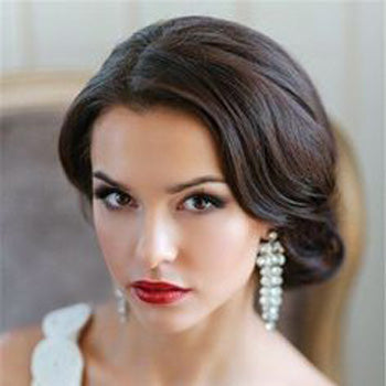 Wedding Up Hairstyle