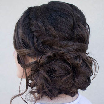 Wedding Hair Upstyle