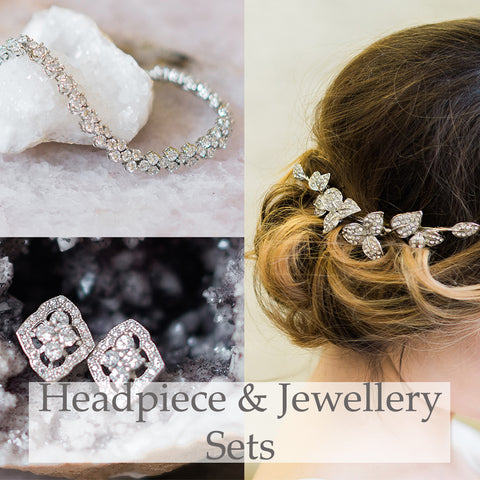 Headpiece & Jewellery Sets