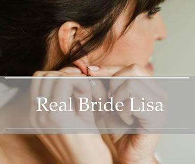 Real Bride Lisa