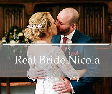 Real Bride Nicola