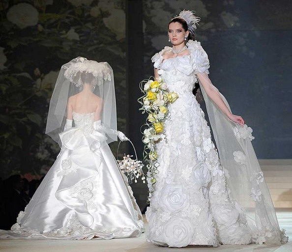 Most Iconic Wedding Gowns Of All Time.