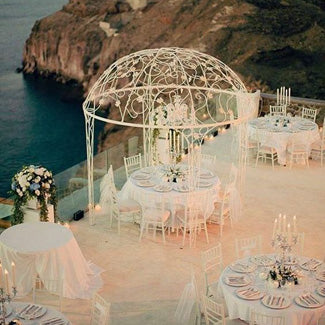 Outdoor Summer Weddings