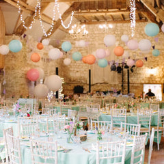 Pastel Wedding Styling Inspirations