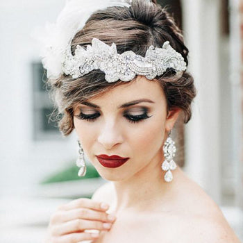 Winter Wedding Make-up