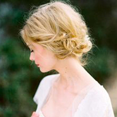 Short Wedding Hair Styles