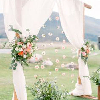 Spring Weddings Inspiration Outdoors