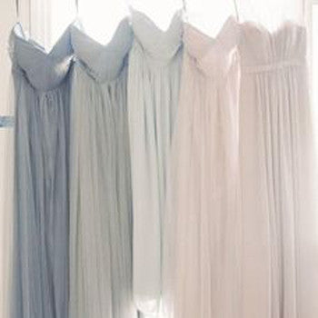 Spring Weddings Inspiration DResses