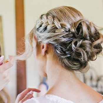 Wedding Hair Up-Styles 2017