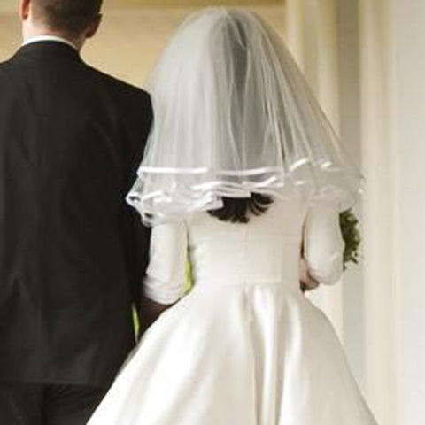 Wedding Veils Types & Sizes