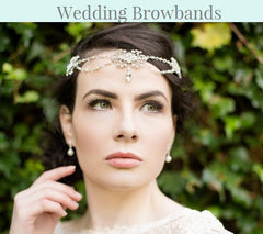 Wedding Browbands