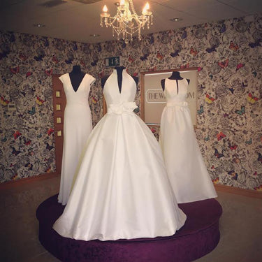 Five Of Our Favourite Wedding Dress Shops In Ireland