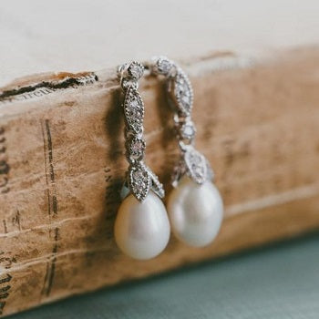 Beverly Freshwater Pearl Earrings