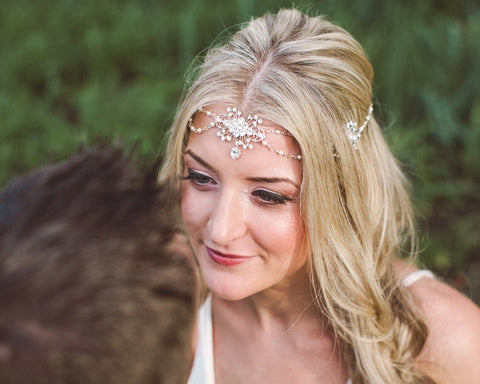 The Lynette Headpiece