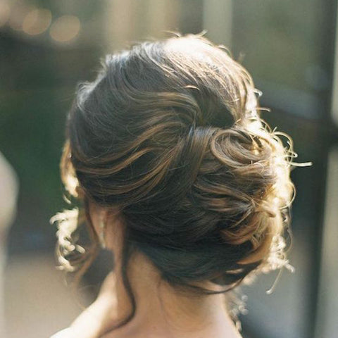 Our Favourite Wedding Hair Upstyles