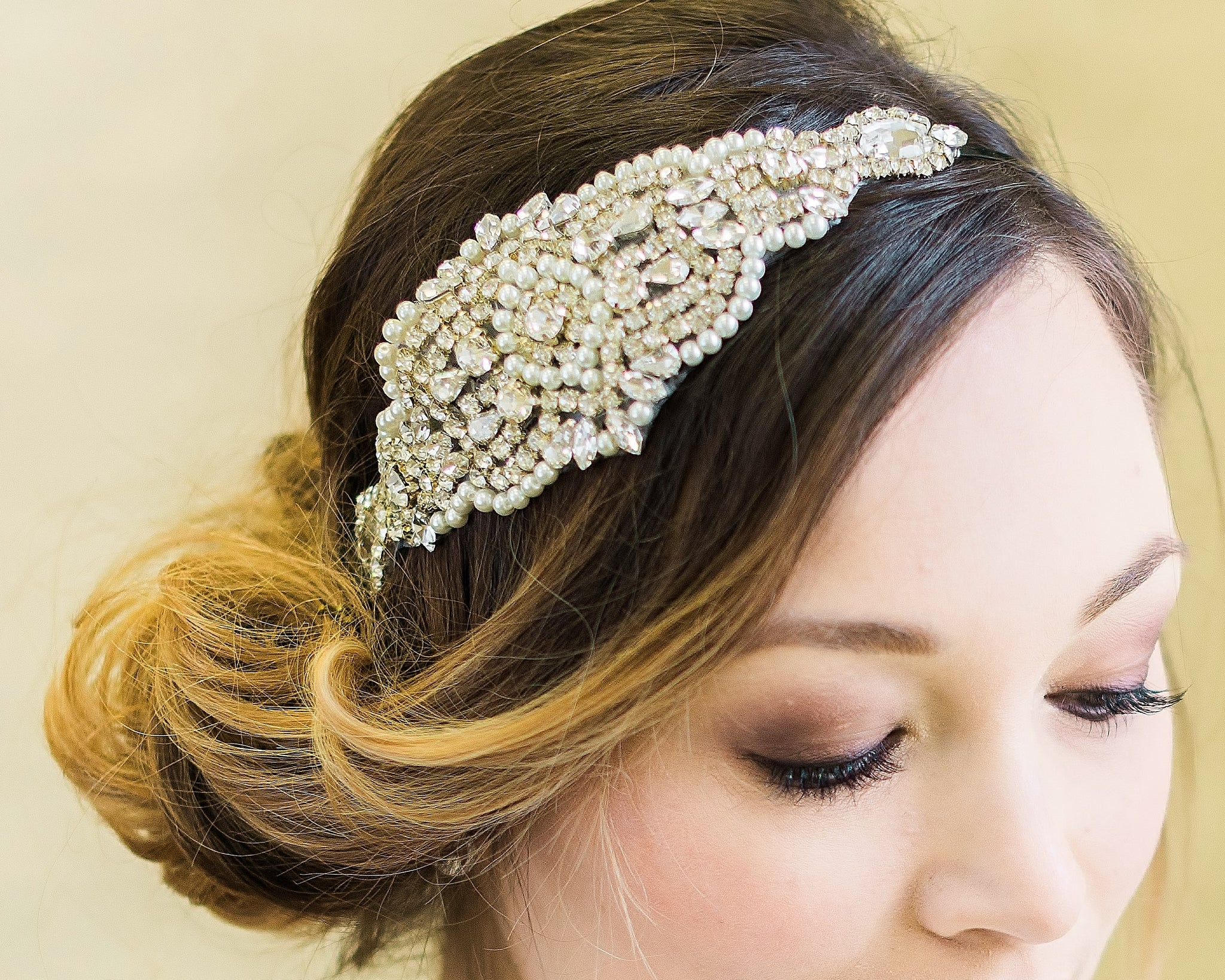 Caroline Applique Hairband