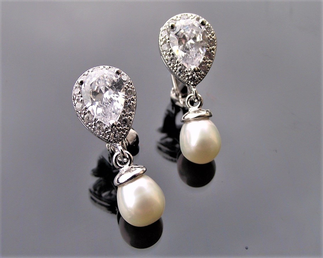 silver-alisha-clip-on-earrings 1