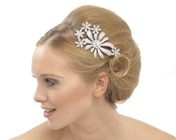 comb hair style wedding hair combs jules bridal jewellery 9246